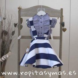 Conjunto falda SICILIA de NOMA, verano 2019