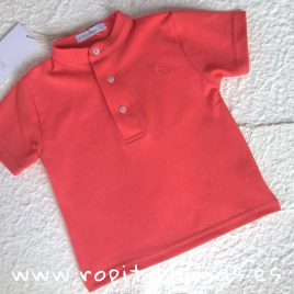 Polo mao coral MULET de EVE CHILDREN, Verano 2019