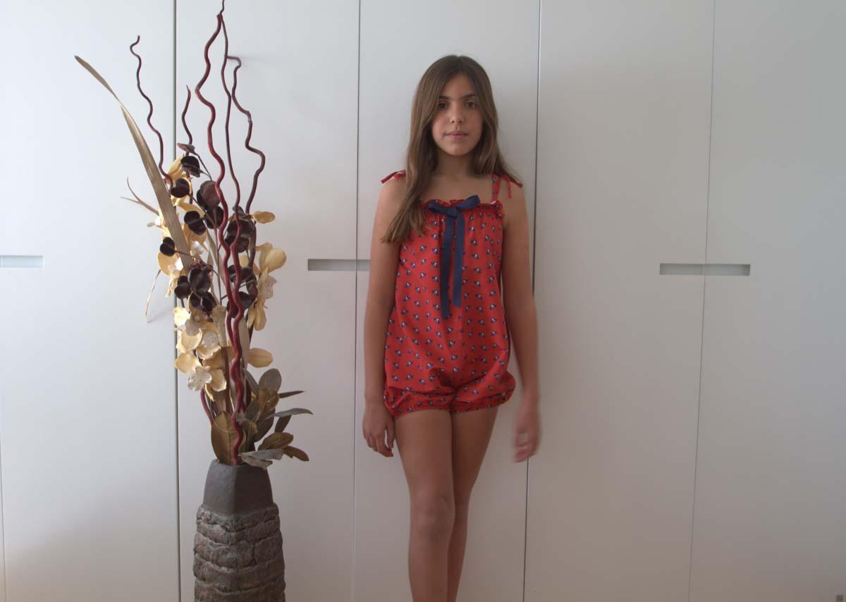 Mono calaveras SKULL de EVE CHILDREN