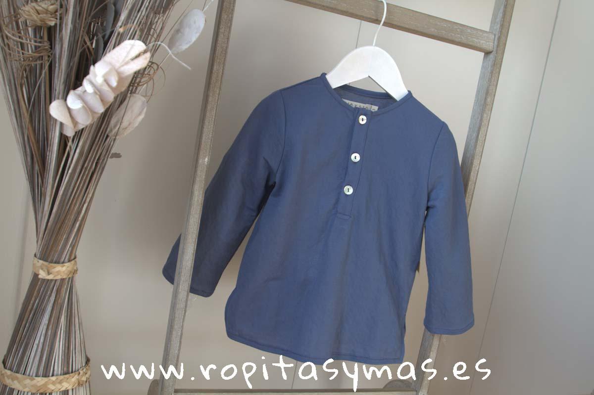 Camisa AZULONA de MIA Y LIA