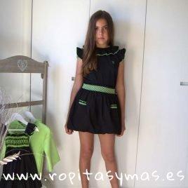 Conjunto falda niña DENISE de EVA CASTRO, verano 2019