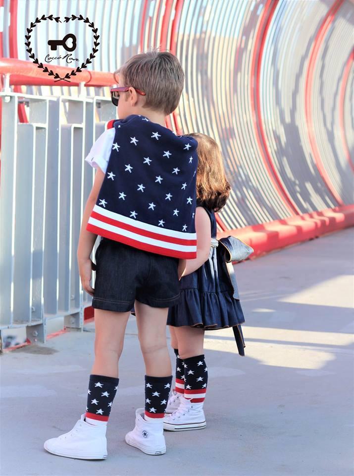 Conjunto niño pantalón y jersey NEW YORK de COCCO ROSE