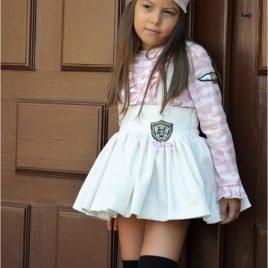 Conjunto falda y blusa RENÉ de NOMA, invierno 2019
