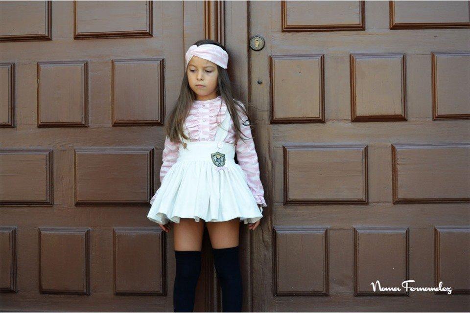 Conjunto falda y blusa RENÉ de NOMA
