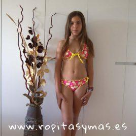 Bikini ACAPULCO de LE PETIT MARIETTE, verano 2019