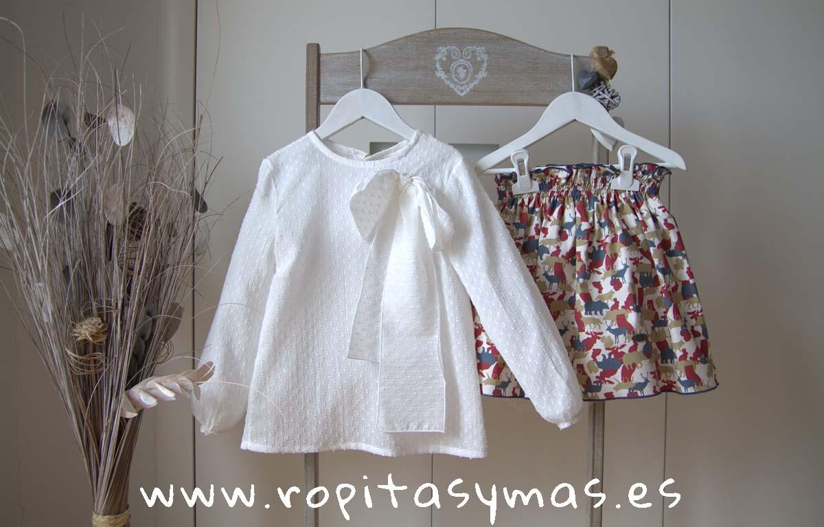 Conjunto falda WILD de EVE CHILDREN