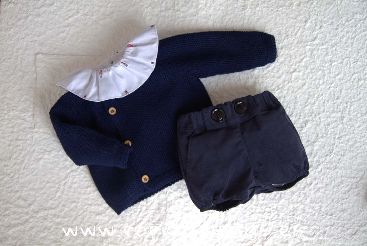Conjunto bebe BRITISH de EVE CHILDREN