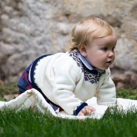 Conjunto bebé CAMUFLAJE de KIDS CHOCOLATE, invierno 2019