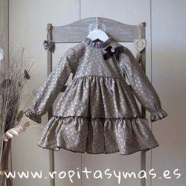 Vestido CORA de EVA CASTRO, invierno 2019