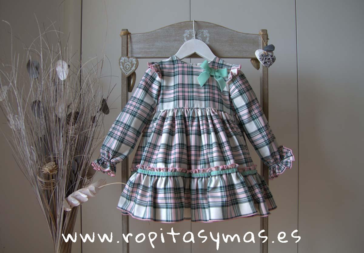 Vestido CASILDA de EVA CASTRO