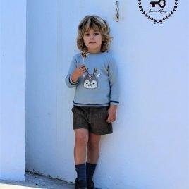 Conjunto niño pantalón  BUCOLIC de COCCO ROSE, invierno 2019