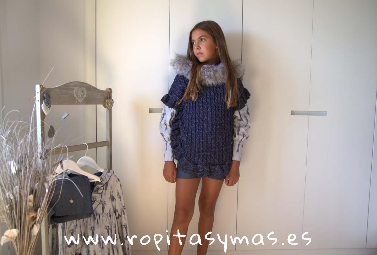 Conjunto de short y blusa ADAMAS de BELLA BIMBA
