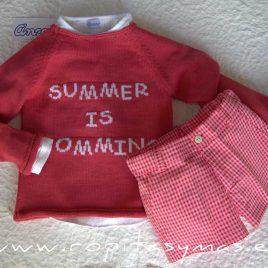 Jersey fresa Summer de Ancar, verano 2020