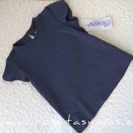 Camiseta azulona ANIMAL PRINT de ANCAR, verano 2020