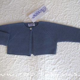 Chaqueta botón jeans de ANCAR, verano 2020