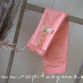 Pantalón vaquero rosa YOUNG & CHIC de KAULI, verano 2020