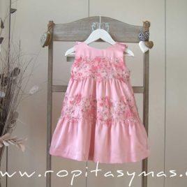 Vestido rosa ARCOIRIS YOUNG&CHIC de KAULI, verano 2020