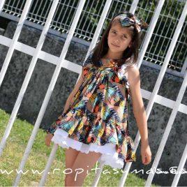 Vestido étnico ÁFRICA de NOMA, verano 2020