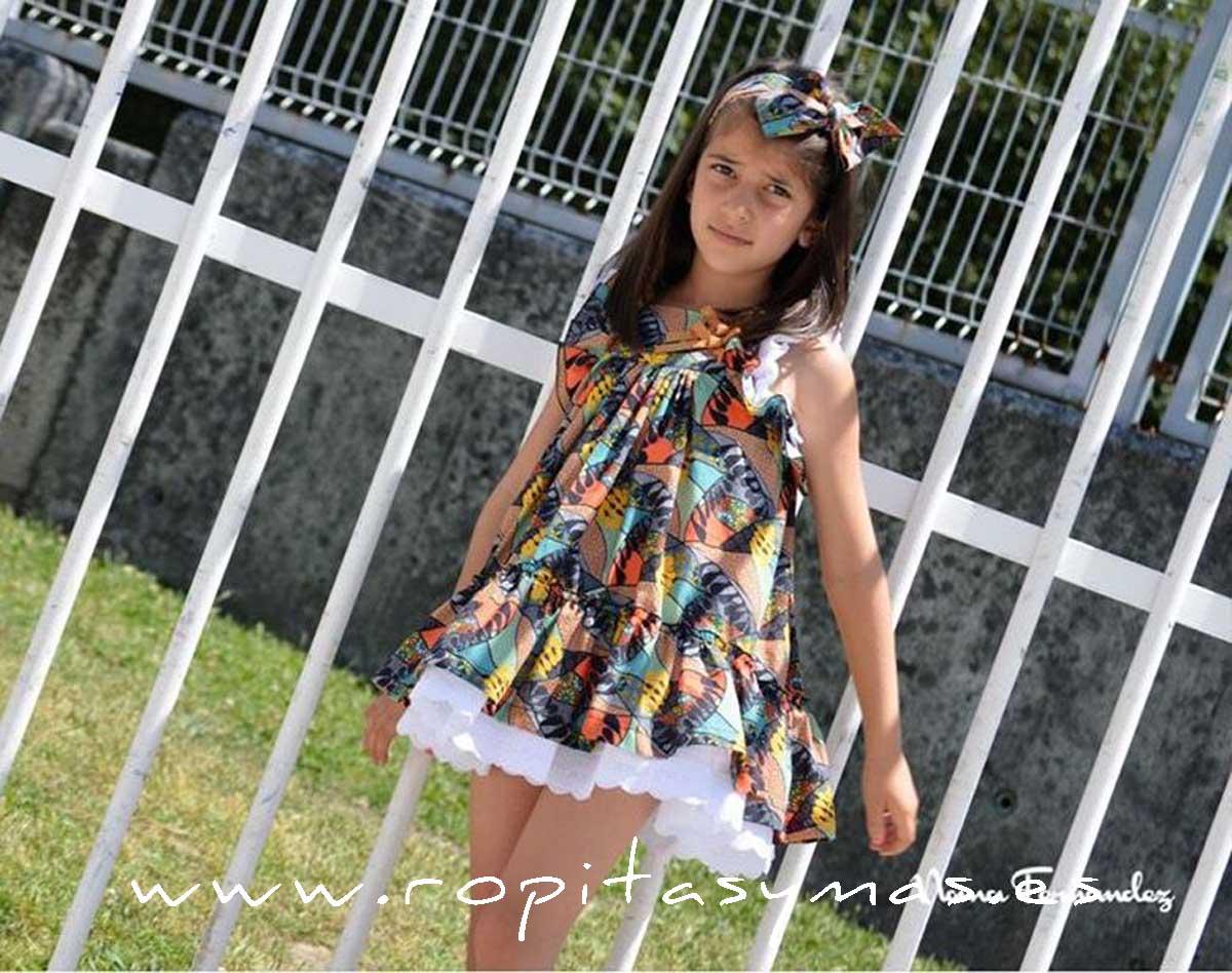 Vestido étnico ÁFRICA de NOMA