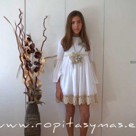 Vestido campana JALA de BAMBOLINE, verano 2020