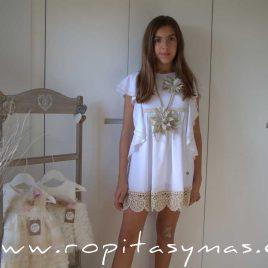 Vestido faralae JALA de BAMBOLINE, verano 2020