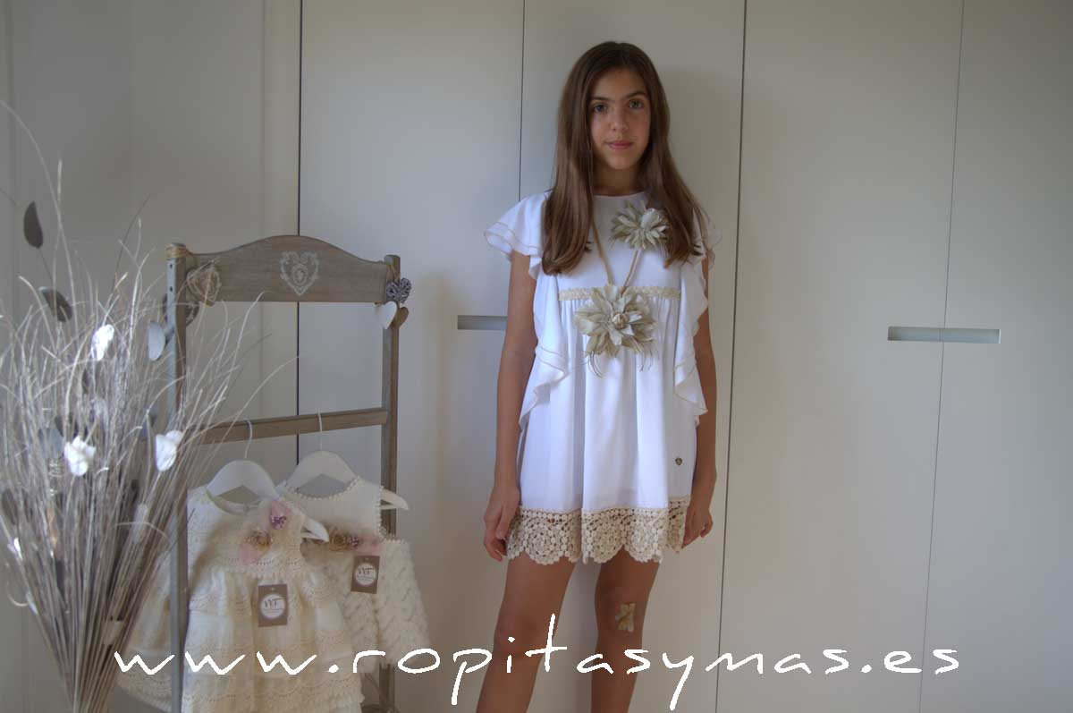 Vestido faralae JALA de BAMBOLINE