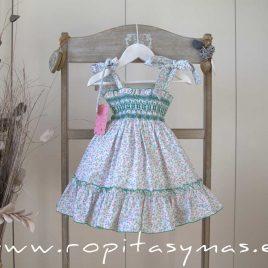 Vestido ALANA de EVA CASTRO, verano 2020
