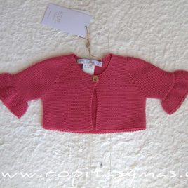 Chaqueta rosa fuerte CORALE de EVE CHILDREN, verano 2020
