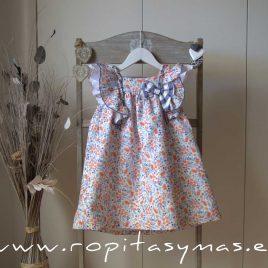 Vestido MANDARINA de MAMI MARÍA, verano 2020