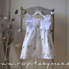 Vestido tirantes PROVENZA de MAMI MARÍA, verano 2020