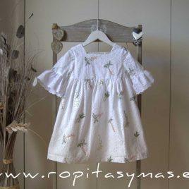 Vestido manga PROVENZA de MAMI MARÍA, verano 2020