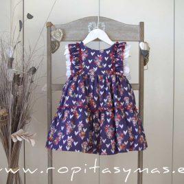 Vestido FRIDA de MAMI MARÍA, verano 2020