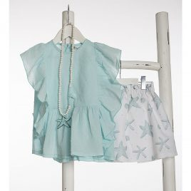 Collar STARS de KIDS CHOCOLATE, verano 2020