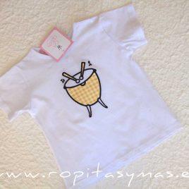 Camiseta VICHY de EVA CASTRO, verano 2020