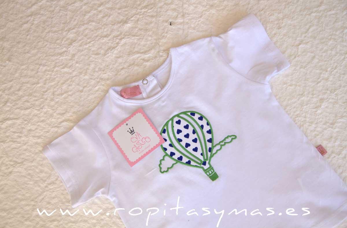 Camiseta CORAZONES de EVA CASTRO