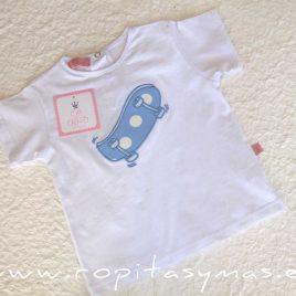 Camiseta TOPOS de EVA CASTRO, verano 2020