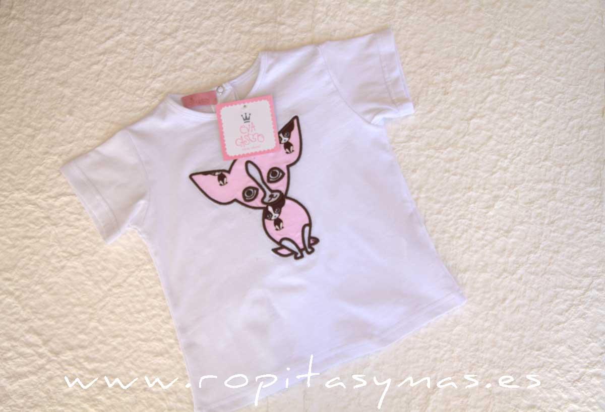 Camiseta PATUCA de EVA CASTRO
