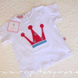 Camiseta CORONAS de EVA CASTRO, verano 2020