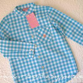 Camisa niño ANTONELLA de EVA CASTRO, verano 2020