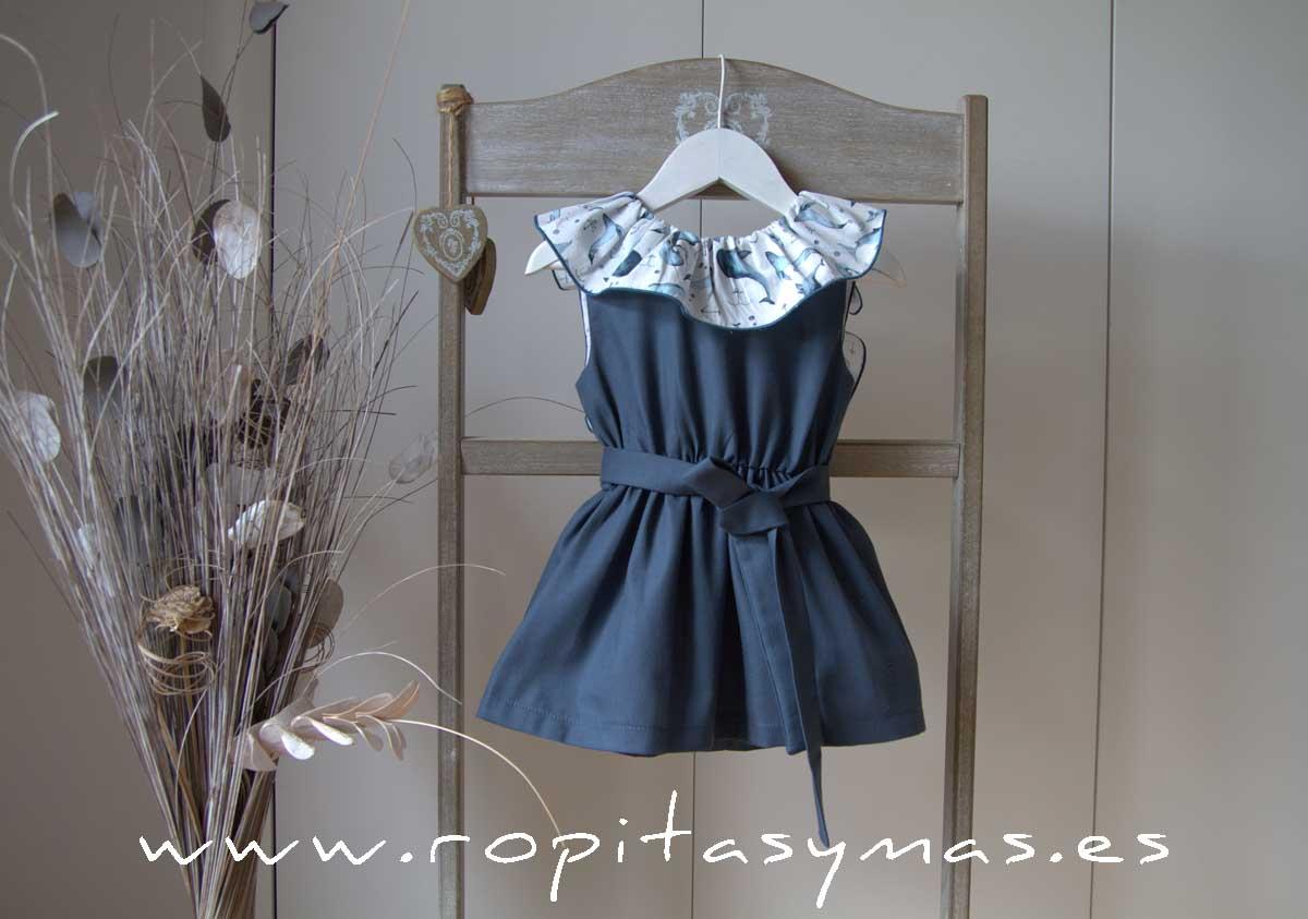 Vestido-falda DOLPHIN de EVE CHILDREN