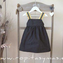 Vestido tirantes BEE de EVE CHILDREN, verano 2020