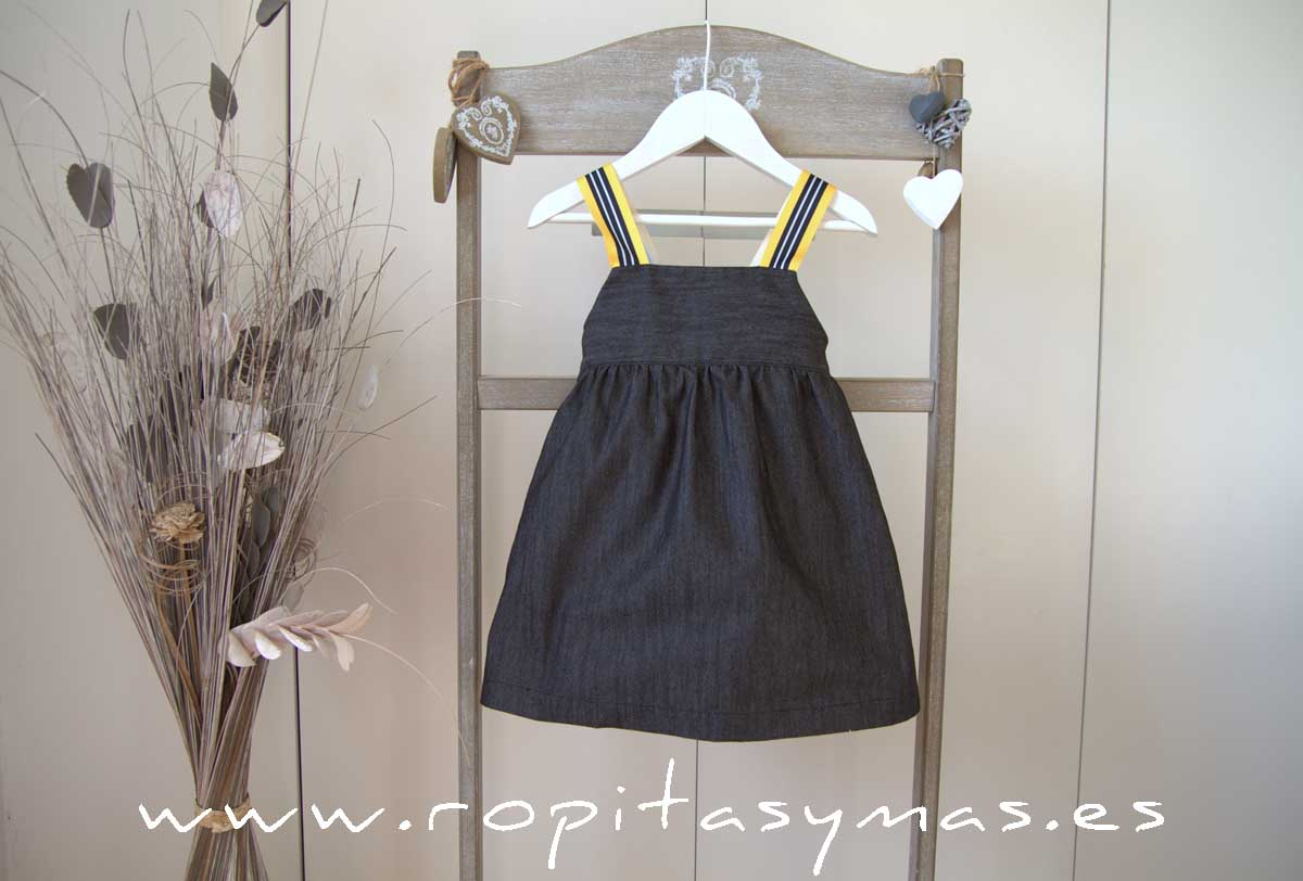 Vestido tirantes BEE de EVE CHILDREN