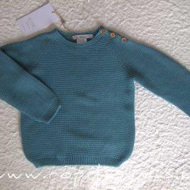 Jersey azul LAGOON de EVE CHILDREN, verano 2021