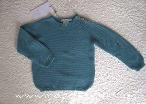 Jersey azul LAGOON de EVE CHILDREN