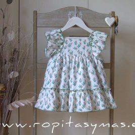 Vestido loros PARROT de EVE CHILDREN, verano 2020