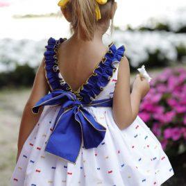 Vestido CARAMELOS de LA PEPPA, verano 2020