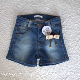 Short vaquero denim YOUNG&CHIC de KAULI, verano 2020