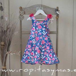 Vestido azul PINKYBLUE de AL AGUA PATOS, verano 2020