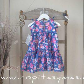 Vestido voile PINKYBLUE de AL AGUA PATOS, verano 2020