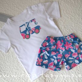 Camiseta niño PINKYBLUE de AL AGUA PATOS, verano 2020